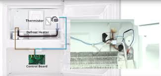 Ge Refrigerator Thermistor Chart Diagnosing Refrigerator Thermistor Problems Video