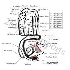 1997 2002 ls1 lsx standalone wiring harness w 4l60e dbc ls 1997 2002 ls1 lsx psi standalone wiring harness w 4l60e dbc 269motorsports