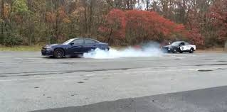 dodge charger hellcat burnout. Perfect Charger 2015 Dodge Charger SRT Hellcat Intended Burnout G
