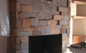 high fireplace remodeling ideas stone