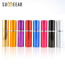 Wholesale 5ml Perfume Bottle Spray Perfume Atomizer <b>UV</b> Black ...