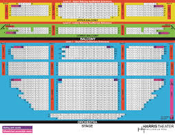 Harris Theater Seating Chart Related Keywords Suggestions