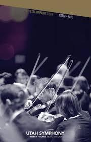 Utah Symphony Seating Chart Utah Symphony March April 2018 2019 By Mills Publishing Inc