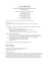 Inspiration Resume Models For Part Time Jobs On One Job Resume