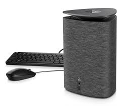 hp pavilion wave is the first desktop pc built around a 360 degree hp pavilion wave is the first desktop pc built around a 360 degree speaker notebookcheck net news