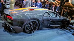 The brand that combines an artistic approach with superior technical innovations in the world of super sports cars. Bugatti Chiron Super Sport 300 Announced Update
