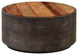 parker drum coffee table drum coffee table u1