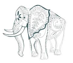 Free Baby Elephant Coloring Pages Baby Elephant Coloring Page Boss