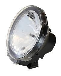 "vega 100w halogen driving light 9"" h1 pair ironman 4x4"