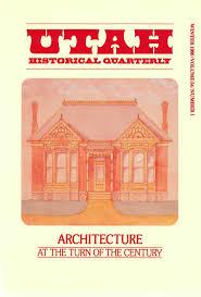 Duncan Lighting Kaysville Ut Utah Historical Quarterly Volume 54 Number 1 1986 By Utah