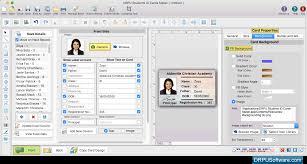 Maker For Cards Drpu To Of Student Design Id Mac Students Screenshots