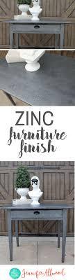 Zinc Finish Furniture Top 25 Best Diy Zinc Furniture Ideas On Pinterest