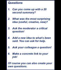 Speed Dating How To Spice Up Your Meeting
