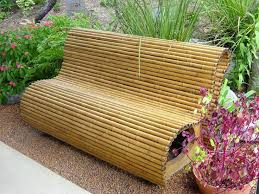 how to make bamboo furniture. How To Build Bamboo Furniture Very Artistic Bench Design For Garden Ideas Diy Painting Make G