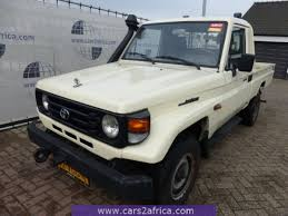 TOYOTA Landcruiser 75 4.2 D #62249 - used, available from stock