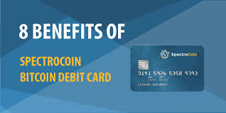 you may ask what makes spectrocoin debit card better than other bitcoin debit cards here are 8 reasons