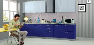 Kitchen Design India Fascinating Steel Kitchen