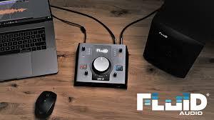 <b>Fluid Audio SRI</b>-<b>2</b>
