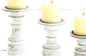 candle pillar holders for fireplace mantel metal