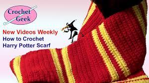 Harry Potter Scarf Knitting Pattern Interesting Inspiration Ideas