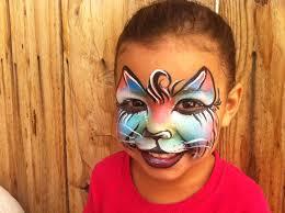 face painting balloon twisting glitter henna mehndi hair chalking