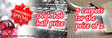 special offers on oven cleaning and carpet cleaning in torquay