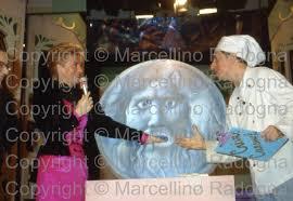 Marcellino Radogna - Fotonotizie per la stampa: Ombretta Fumagalli Carulli  e Pippo Franco