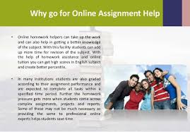 get higher level of understanding and fluency online english ass  3 why go for online assignment