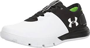 under armour men s shoes. under armour men\u0027s ua charged ultimate tr 2.0 white and black multisport training shoes - 10 men s