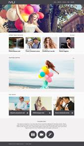 Happy Moments Videography Wordpress Theme 50989