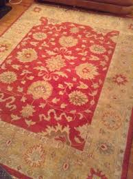 large tapestry rug used