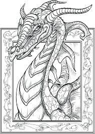 Dragon Color Page 2oclockorg