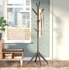 rustic standing coat rack metal hall stand coat stand reclaimed pine intended for hat and coat racks ideas rustic free standing coat rack