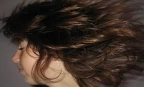 Postupně Sestříhané Polodlouhé Vlasy