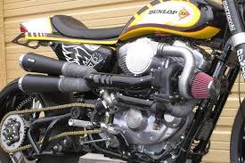 harley sportster turbo kit images