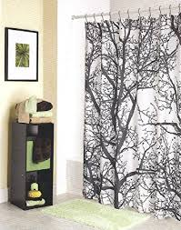 colorful fabric shower curtains. Living Colors Fabric Shower Curtain 72 In. X (Tree Branches) Colorful Curtains \