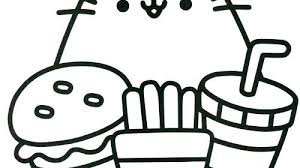 Pusheen Coloring Pages Pdf Coloring Pages Printable Coloring Pages