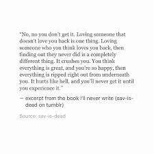 Quotes About Loving Someone Who Doesn T Love You Back Fascinating Best Deep Quotes About Loving Someone Who Doesnt Love You Back Image