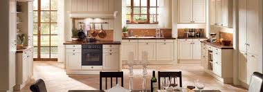 traditional european kitchen cabinets with high tech interior