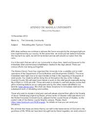 president s memo on rebuilding after typhoon yolanda de  president s memo on rebuilding after typhoon yolanda