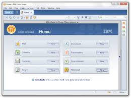 Lotus Notes Lotus Notes Intellect Systems