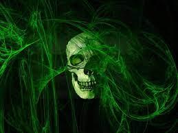 Horror Skull Desktop Wallpaper HD ...