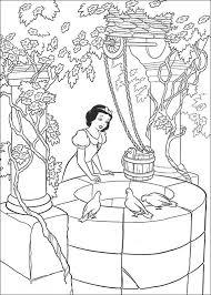 Kleurplaat Sneeuwwitje Ausmalbilder Prinzessin 6 Ausmalbilder Zum