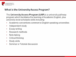 university west overview british columbia why study in what is the university access program