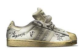 adidas shoes superstar 2015. an original adidas superstar from 1986 signed by run-d.m.c. shoes 2015 a