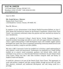 Bunch Ideas Of Lifeguard Cover Letter Youth Worker Cover Letter 9