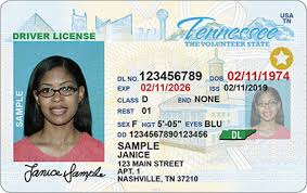» Thunder Real-id Licenses Driver Beginning Radio July 1st