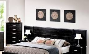 new black bedroom furniture collection for modern design ideas