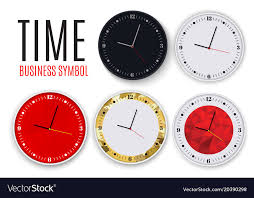 office wall clocks large. Wall Clock Office Template Design In Vector Image Clocks Large E