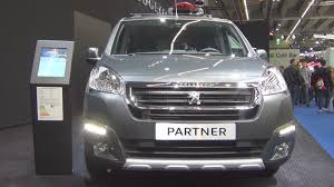 2018 peugeot partner. perfect partner peugeot partner tepee outdoor bluehdi 120 stopu0026start 2016 exterior and  interior in 3d  youtube and 2018 peugeot partner